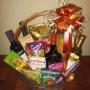 fundas de caramelos y canastas navideñas al por mayor