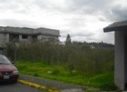 Terreno en la Colina  Valle de los Chillos