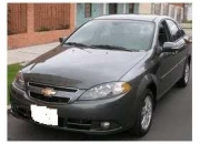 vendo auto chevrolet optra advance