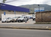 Arriendo terreno en tumbaco sector comercial
