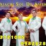 Mariachis en Quito. Mariachi Sol de América