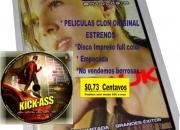 Copia e impresion cd, BluRay y peliculas estrenos