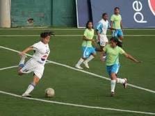 Curso de enseñanza de futbol femenino