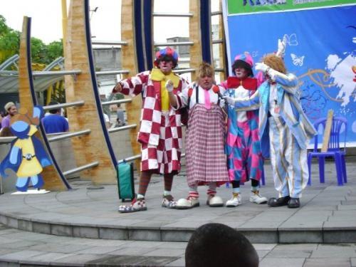 Fotos de Fiestas infantiles en guayaquil con el payasito loquillo 2