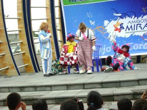 Fotos de Fiestas infantiles en guayaquil con el payasito loquillo 4