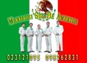 Mariachis: Mariachi Sol de América de Quito. Mariachis en Quito