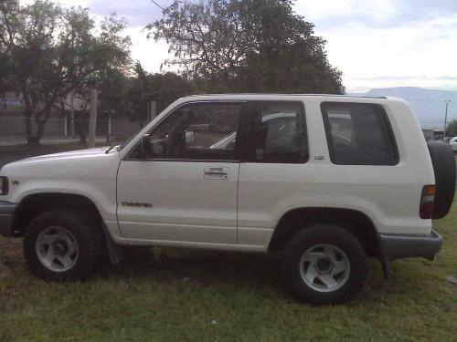 Vendo O Cambio Trooper Wagon Motor Isuzu En Pichincha Autos 118274