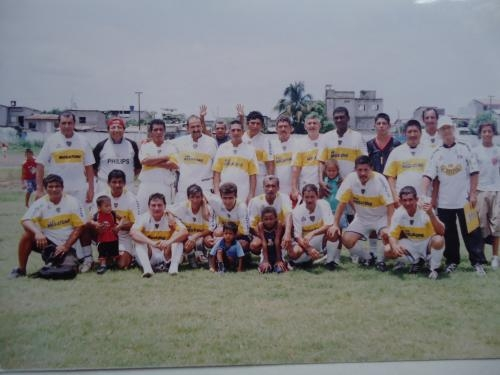 Campeonato de futbol invitacion