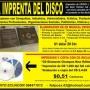 Copiado de CD e impresión y gratis 1.000 tarjetas presentacion
