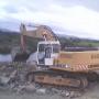 excavciones  o excavadoras vendo o alquilo