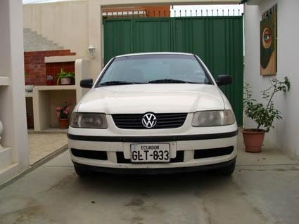 Vendo volkswagen gol 2002