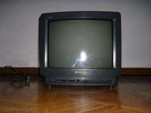 """Vendo televisor sony para repuesto 14"""""""