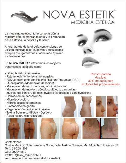 Nova estetik / medicina estética mini-invasiva