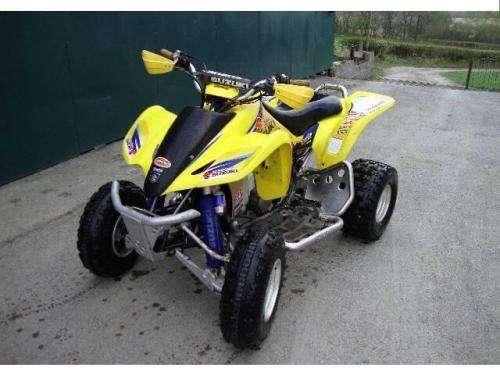 Suzuki ltz 400 race spec en Morona Santiago - Motos | 136470