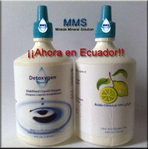 Mms clorito de sodio solucion milagrosa jim humble en Guayas - Otros