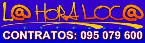 Show gama hora loca en guayaquil ? 094900773 / 095079600