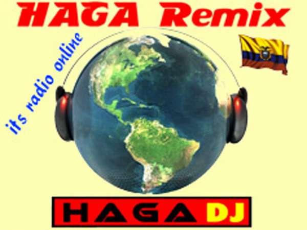 Haga remix radio online 24h de musica