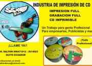CD IMPRESION DE MAYOR CALIDAD de oferta de promocion