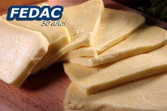 Lácteos fedac queso fresco, mozzarella, yogurth, crema