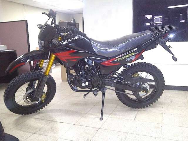 Fotos De Venda Moto Cross Tundra Raptor 250cc Barra Invertid