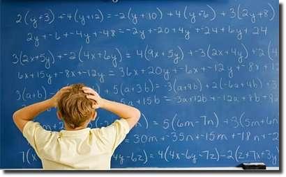 Clases de matemáticas para primaria, secundaria y superior