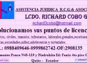 asistencia jurídica RCG & Asociados