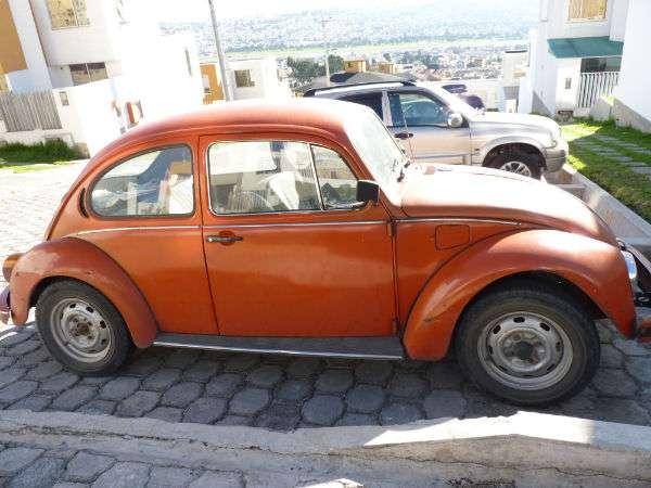 Volkswagen escarabajo mexicano en excelente estado