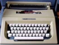 Vendo una maquina de escribir olivetti lettera 25