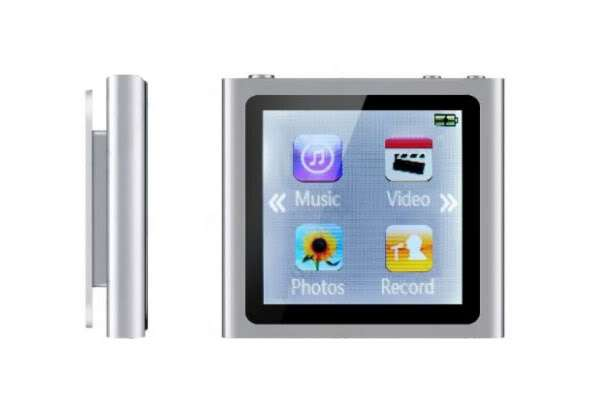 dirt cheap sale online latest Mp4 touch screen tactil tipo ipod de 8gb reales en Quito ...