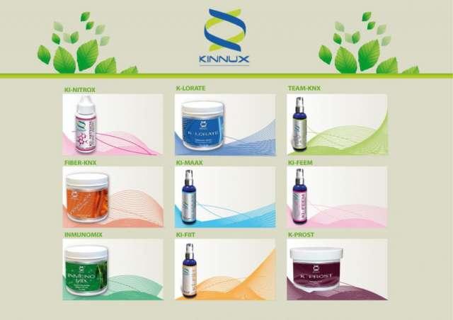 Productos naturales para nutrición y salud