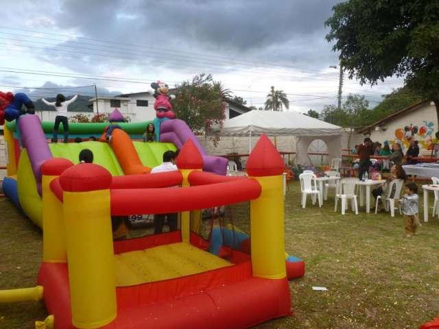 Valle de los chillos alquiler eventos infantiles 15 usd por hora