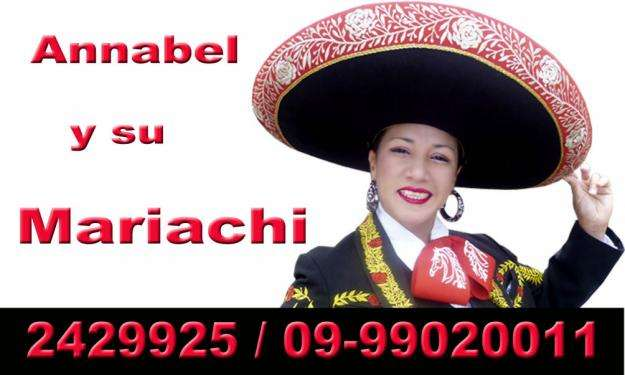 Mariachis en quito. annabel y su mariachi 2429925 / 09-99020011