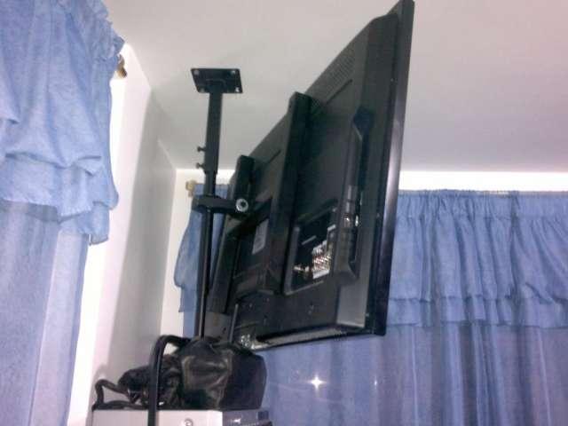 c111e4eb784 Soportes acero para televisor normal, plasma, led, lcd, y proyector ...