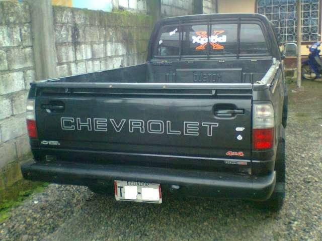 Fotos De Vendo Camioneta Chevrolet Luv 4x4 Full Equipo En La Man