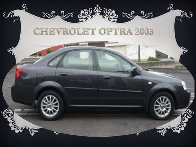 Vendo chevrolet optra 2005 full !!!