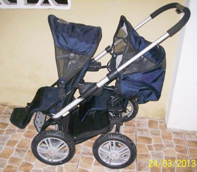 0a2d78a0e Coche doble para bebes, muy practico y comodo en Guayaquil ...