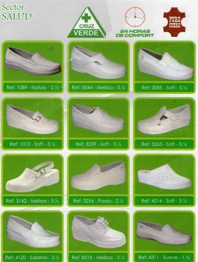 d625c26e Zapatos para enfermeria antideslizantes cruz verde en Santo Domingo ...