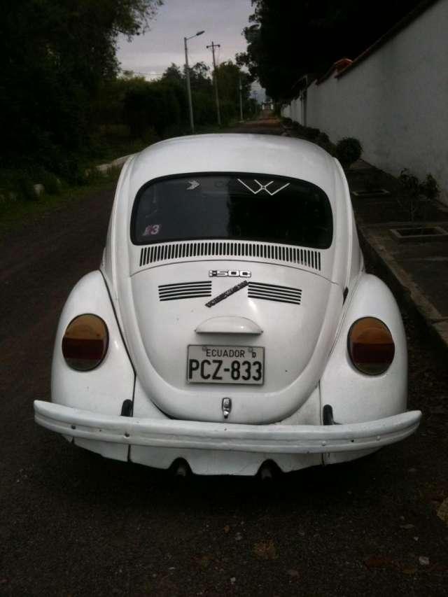 Fotos de Vendo vw volkswagen escarbajo. pichirilo. beetle classic 1973 3