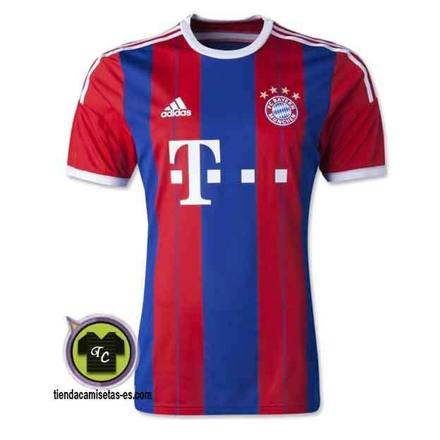 6dba9e5d011e7 Venta camisetas fútbol de liga 2014-15 en Pablo Sexto - Ropa y ...
