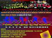 VIVA QUITO CON LA ORIGINAL CHIVA RUMBERA 2014