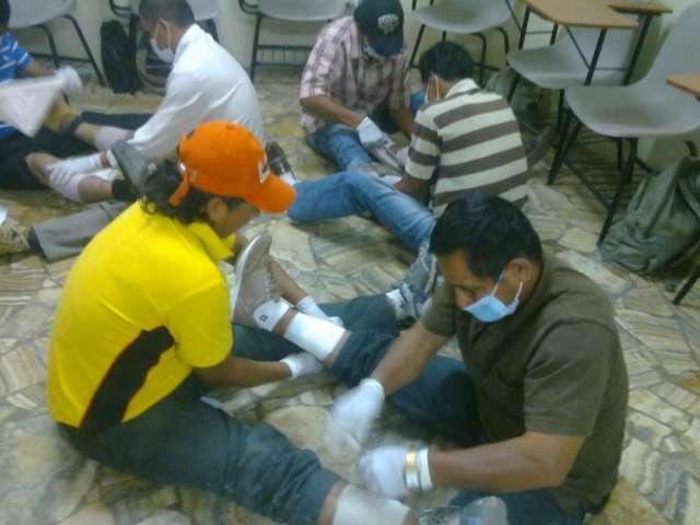Fotos de Capacitación en seguridad y salud ocupacional 2