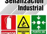 Realizamos todo tipo de Señalización Industrial
