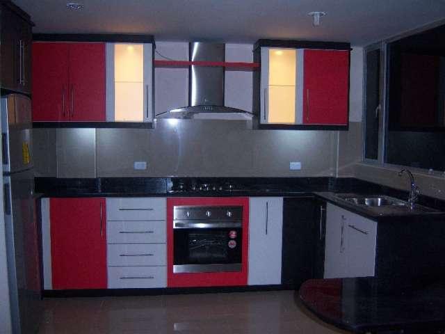 Fotos de Laboracion de muebles de cocina, closets, puertas en Quito ...