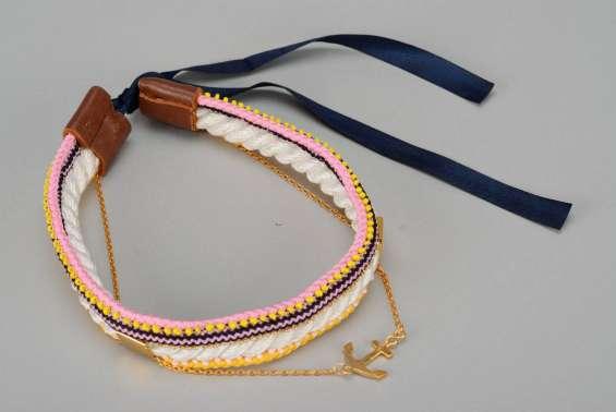 323b5b4e9e65 Collar estiloso ancla en Quito - Ropa y calzado