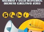 Curso taller normativa legal vigente en seguridad y salud ocupacional
