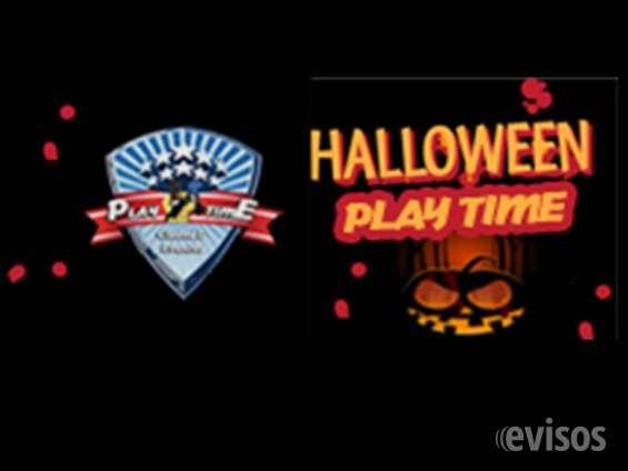 Super promoción halloween play time