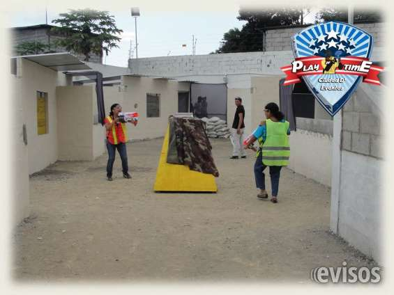 Fotos de Play time salón de eventos al aire libre 4