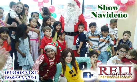 Fotos de Show navideño con reli entretenimientos 2