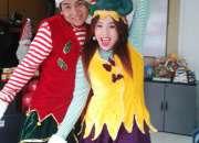 Show navideño con Reli Entretenimientos