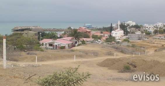 Sector exclusivo de punta blanca – entrada n.5 – 7 terrenos con vista y cerca al mar